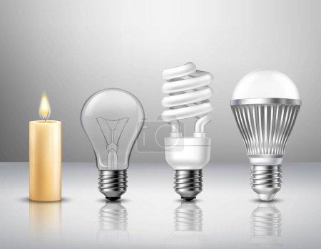 Light Evolution Concept