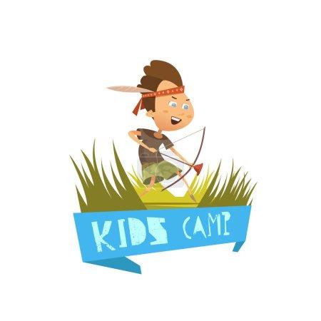 Kids Camp Concept