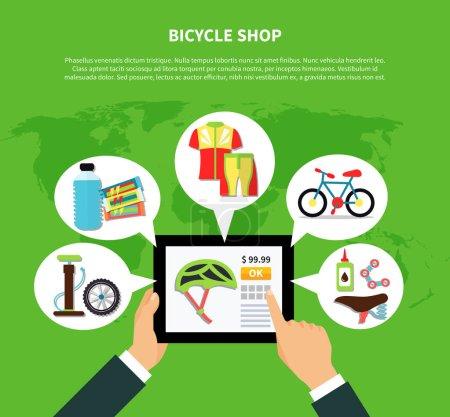 Bicycle Shop Concept