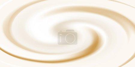 Vanilla and Coffee Cream texture
