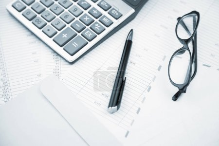 Business and the financial reports
