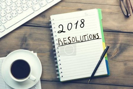 Resolutions for the 2018 concepts