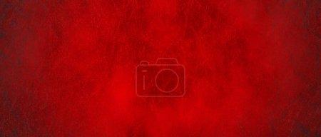 Foto de Fondo rojo granulado muy detallado. Ilustración gráfica de estructura de heno seco con colores rojos. 3d ilustración. - Imagen libre de derechos