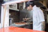 Pizza hely üzemeltető