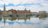 Stockholm most populous urban area of Sweden