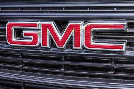 Photo pour Kokomo - Circa septembre 2017: Concessionnaire Gmc et Buick camion et vus. Buick et GMC sont des divisions de Gm Vii - image libre de droit