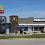 Lafayette - Circa May 2020: McDonald's Restaurant....