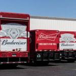 Terre Haute - Circa May 2020: Budweiser distributi...
