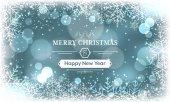 Veselé Vánoce a šťastný nový rok přání