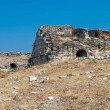 Ancient Greek city Miletus on the western coast of...