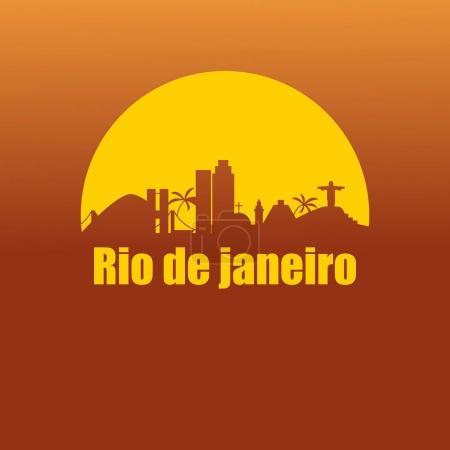 Buildings and landmarks of Rio de Janeiro