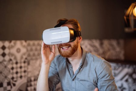 Integrating virtual reality into the experience