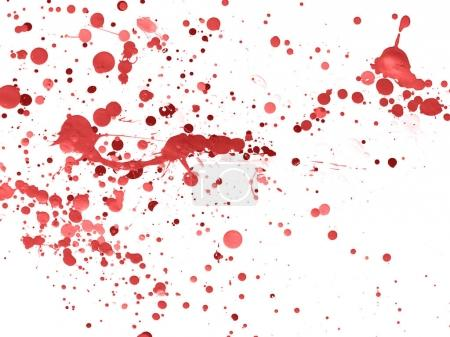 Blood stains texture