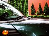 """Постер, картина, фотообои """"детали старинных автомобилей"""""""