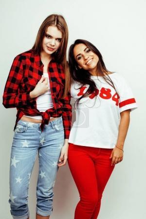 best friends teenage girls