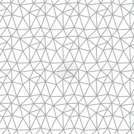 Geometric decorative wallpaper pattern