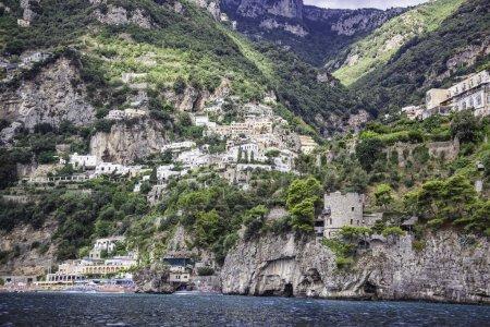 Photo pour Amalfi, Province de Salerne, Italie - image libre de droit