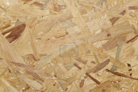 Photo pour Wood osb recycl dcoration intrieur cologique - image libre de droit