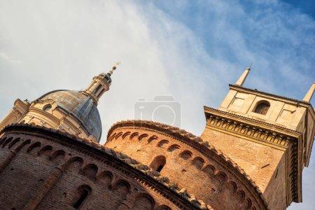 Conceptual horizontal view of rotonda di san loren...