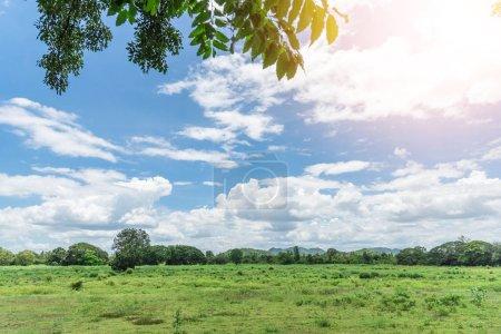 Photo pour Vue naturel de la ville de kanchanaburi, Thaïlande - image libre de droit