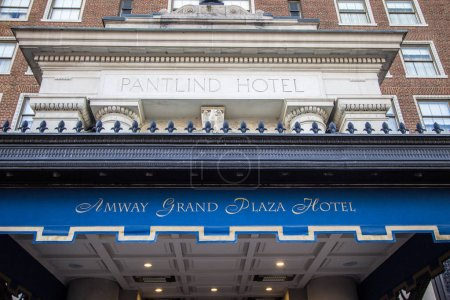 The Amway Grand Plaza Hotel By Hilton