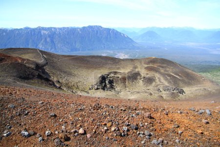 Photo pour Volcan Osorno, Chili. Nature, voyage - image libre de droit