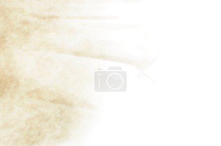Foto de Abstraer el color del agua sobre fondo blanco. Pintura de arte digital. - Imagen libre de derechos