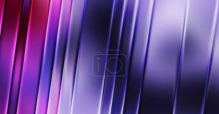 Foto de Precioso fondo con un colorido resplandor. plantilla de diseño de lana con luces brillantes y colores vibrantes. Lujoso papel tapiz de presentación diagonal lisa y lujosa. - Imagen libre de derechos