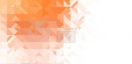 Foto de Diseño de formas intersecas sobre fondo blanco. Abstract minimalistic wallpaper. plantilla geométrica colorista. - Imagen libre de derechos