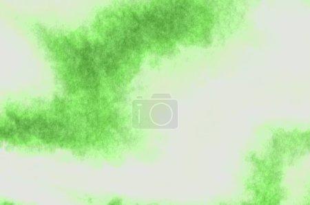Foto de Fondo pintado en acuarela. Ficha de ilustración abstracta. Pintura trazada en brocha. 2d Ilustración. - Imagen libre de derechos