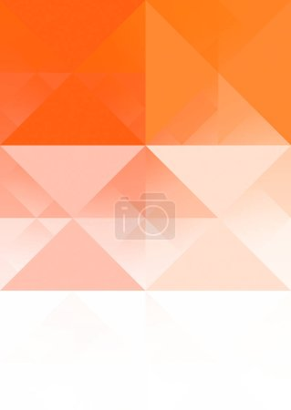 Photo for Geometric background of minimalist design. Abstract creative concept illustration. - Royalty Free Image