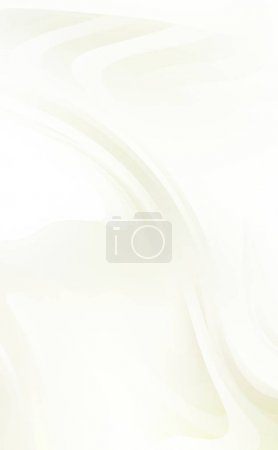Photo for Dynamic trendy simple fluid color gradient abstract cool background with overlapping line effects.  Illustration for wallpaper, banner, background, card, book, pamphlet,website. 2D illustration - Royalty Free Image