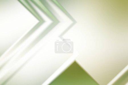 Foto de Abstract Background. Triángulo 3d ilustración poligonal estilo arte. Diseño geométrico gráfico futuro. Decoración futurista de textura geométrica. Modelo de estilo moderno y vibrante - Imagen libre de derechos