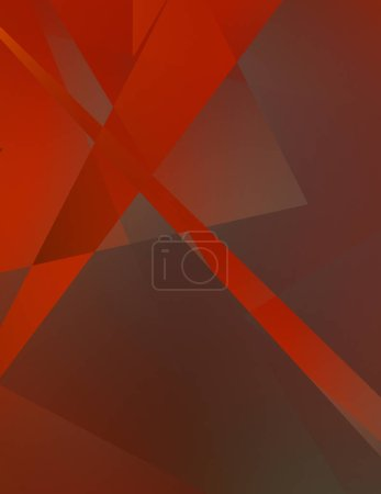 Design illustration with geometric shapes. Abstract background with triangular shapes. Colorful graphic wallpaper.