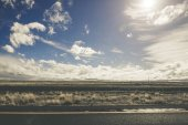 Raw Arizona Sunny Landscape