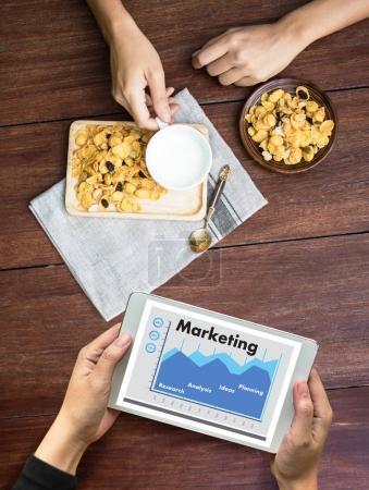 Marketing Organization Management Strategy double exposure of bu