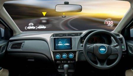 Autonomous driving car and digital speedometer tec...