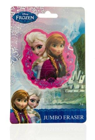 Frozen jumbo eraser