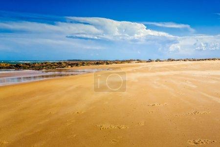 Empty Beach in Caloundra