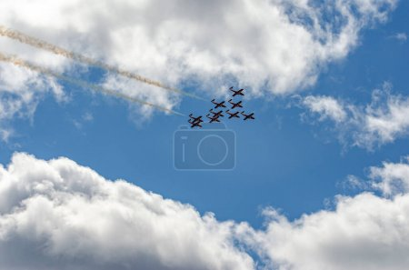 Brockville, Canada; May 8, 2020 - Canadian Forces ...