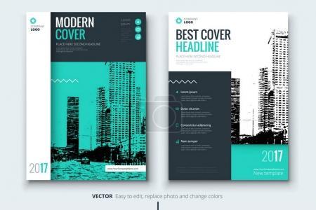 Business brochure or flyer design