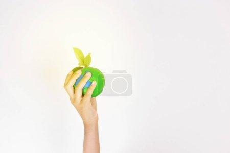 Photo pour Save the earth eco concept - image libre de droit