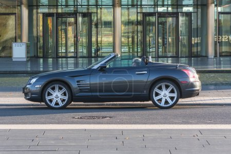 Chrysler Crossfire before the administration