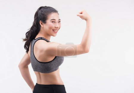 young fitness woman,Active sporty life, wellness.healthy and lifestyle concept.
