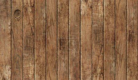 Foto de Fondo de textura de madera, tablones de madera antiguo - Imagen libre de derechos