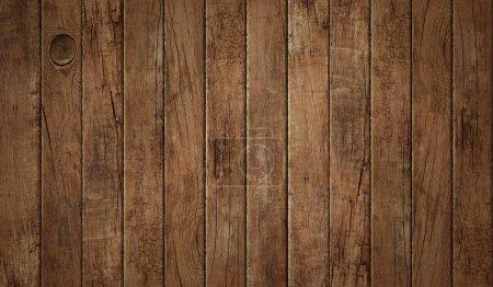 Photo pour Fond de texture du bois, des planches de bois anciens - image libre de droit