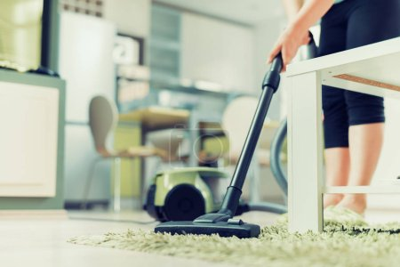Cleaning concept at home