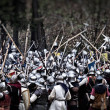 Medieval battle (reconstruction) Czech Republic, L...