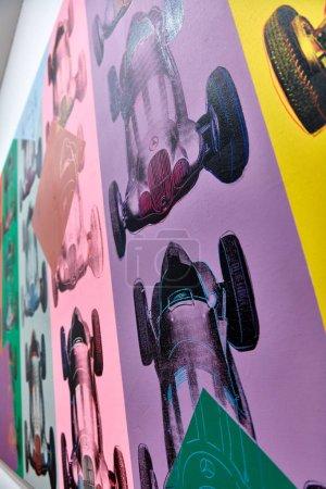 Andy Warhol MercedesBenz W 125
