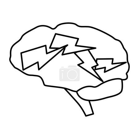 Electric zap brain